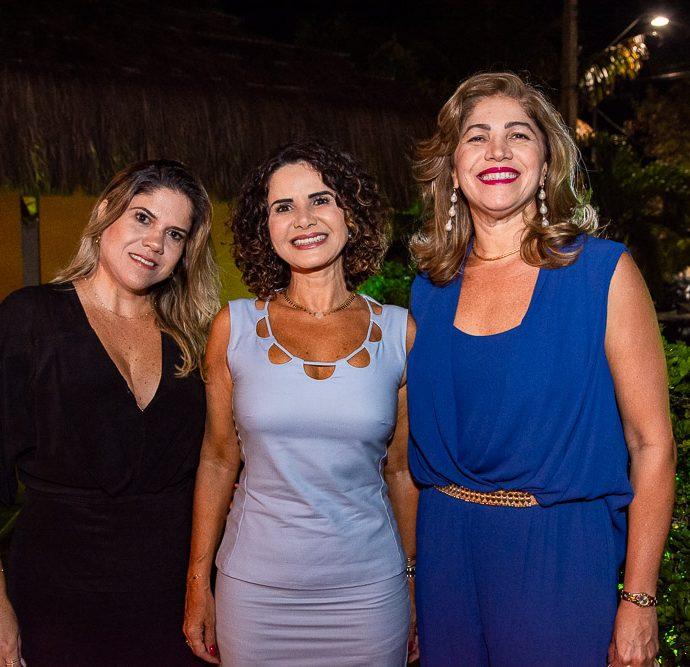 Flavia Bulamarque, Fernanda Freitas E Ana Patricia Xereis