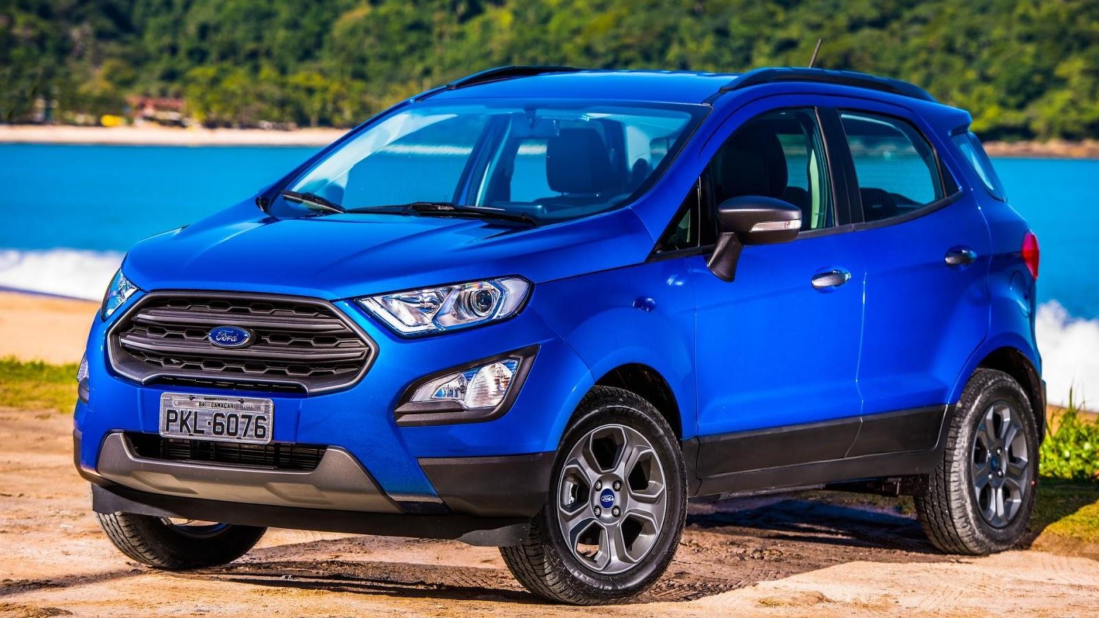 Black Friday na Ford oferece bônus especial nos modelos Ka e EcoSport