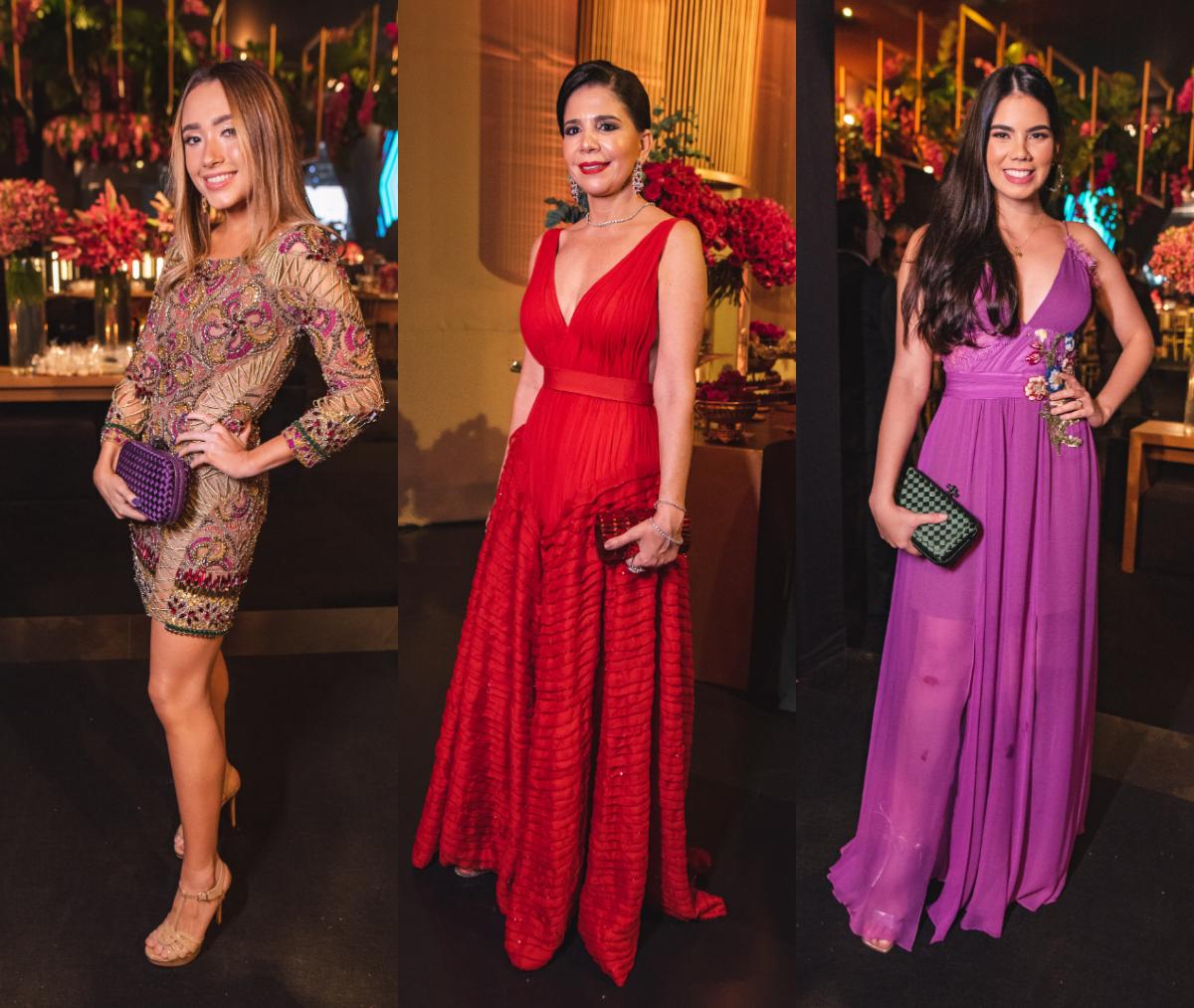 Confira os looks marcantes do casamento de Nicole Vasconcelos e Pedro Paulo