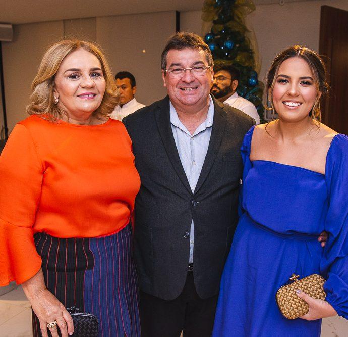 France Abreu, Jose Abreu E Marcela Abreu