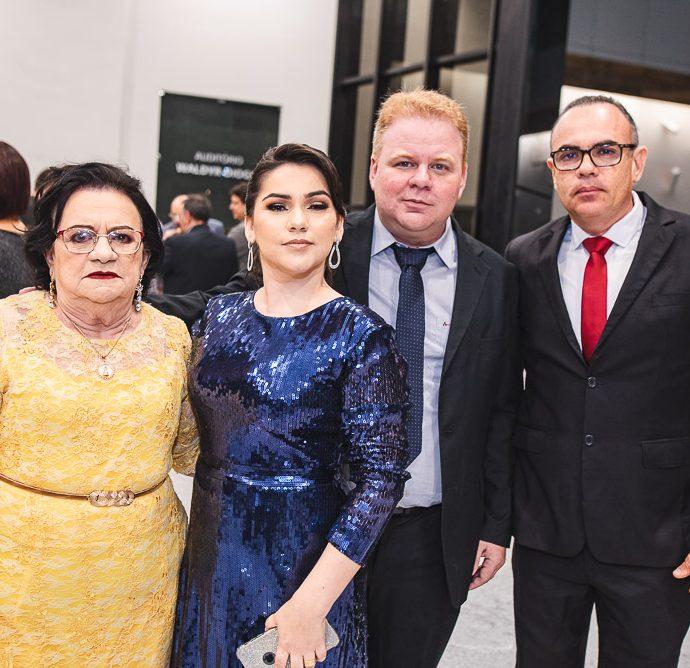Francisca Vasconcelos, Katia Vieira, Jose Claudio E Elano Guilherme