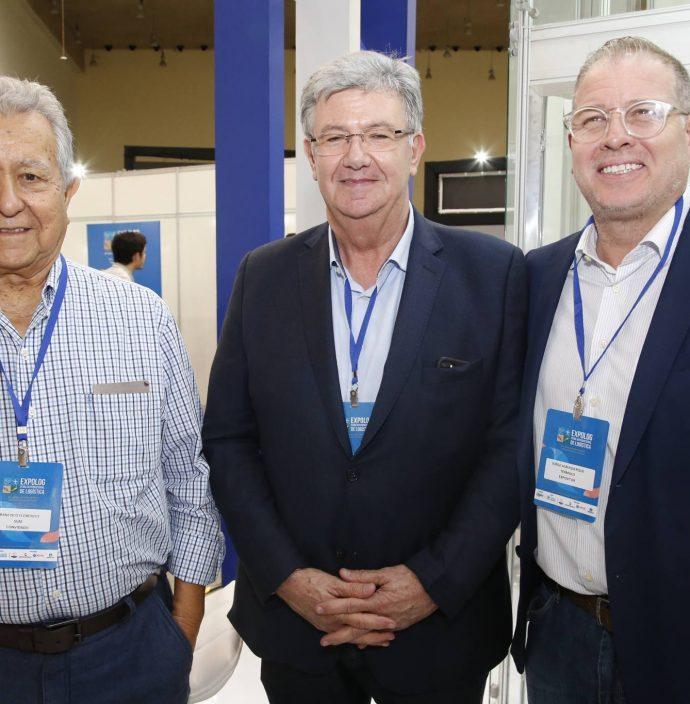 Francisco Florencio, Carlos Maia E Jorginho Albuquerque