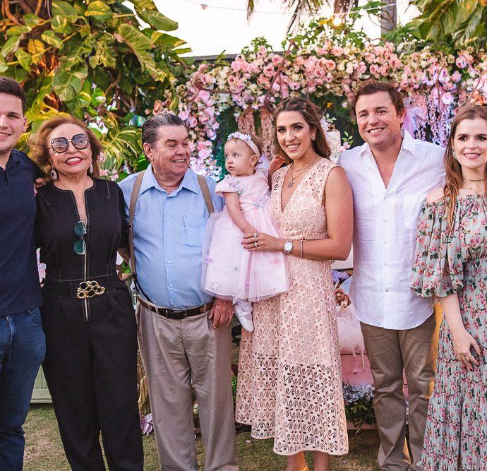 Gabriel Carneiro, Aurora, Dico Carneiro, Maria Eduarda, Roberta Ary E Dico Carneiro E Aurora Carneiro