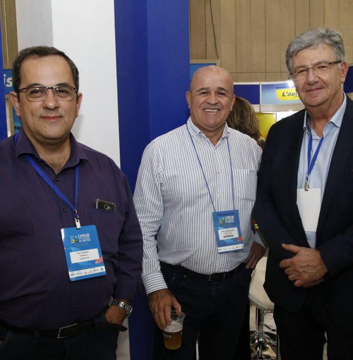 Gaio Amaral, Rubens Gomez E Carlos Maia
