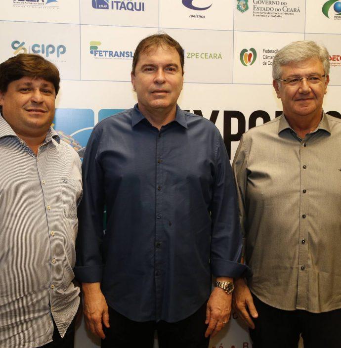 George Lima, Bertran Boris E Carlos Maia