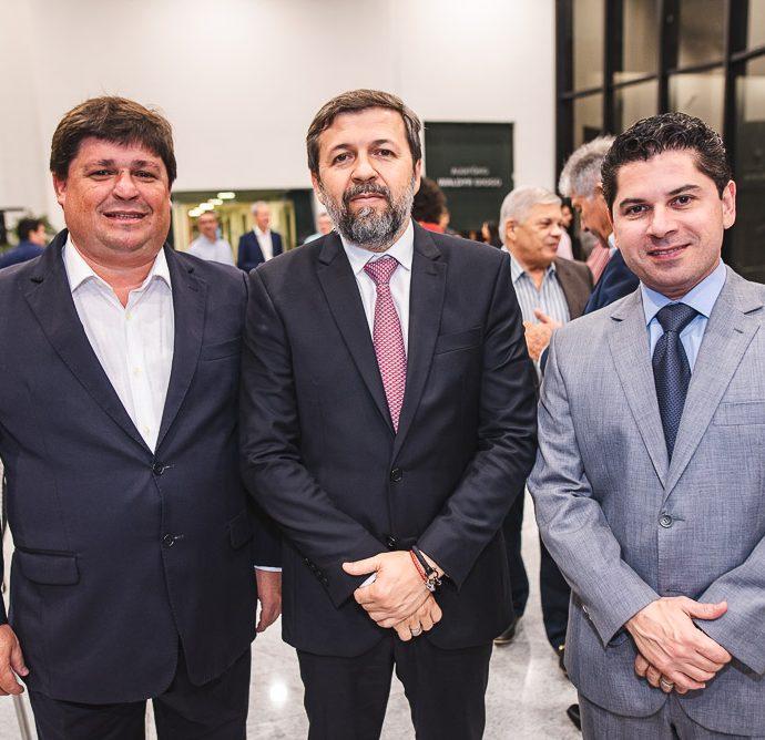 George Lima, Elcio Batista E Pompeu Vasconcelos