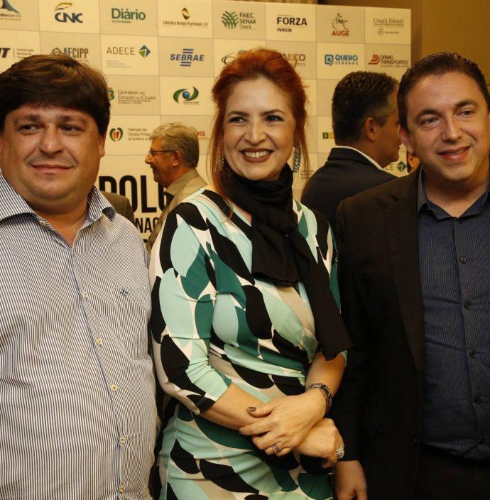 George Lima, Enid Camara E Rodrigo Pereira