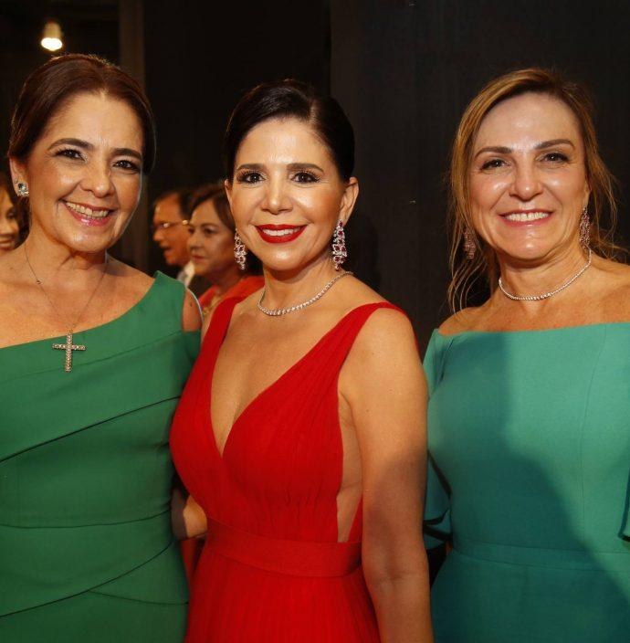 Giana Studart, Maria Lucia E Dany Varela