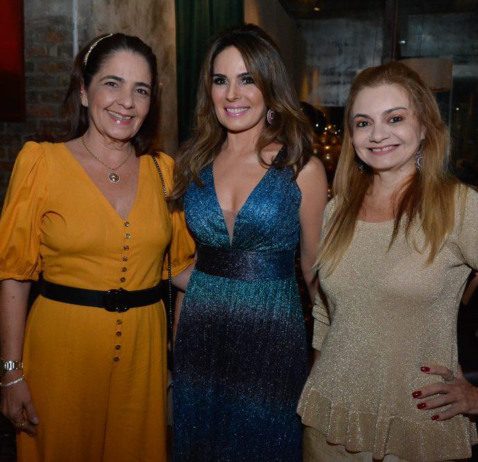 Giana Studart, Eveline Fujita E Ana Cristina Camelo