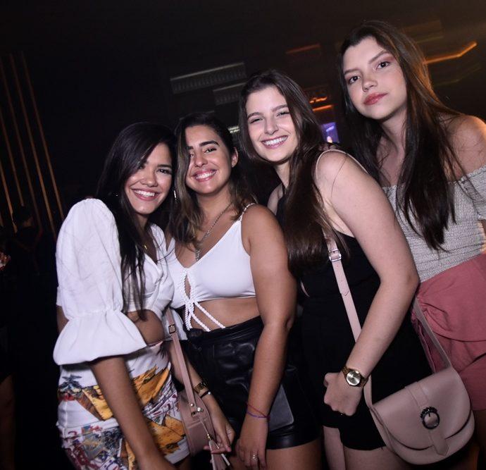 Giovana Lima, Natalia Ximenes, Antonia De Fatima, Juliana Correia
