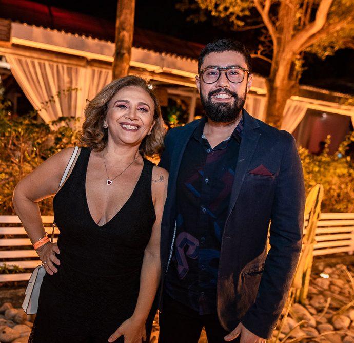 Gisela Binco E Diego Gregorio