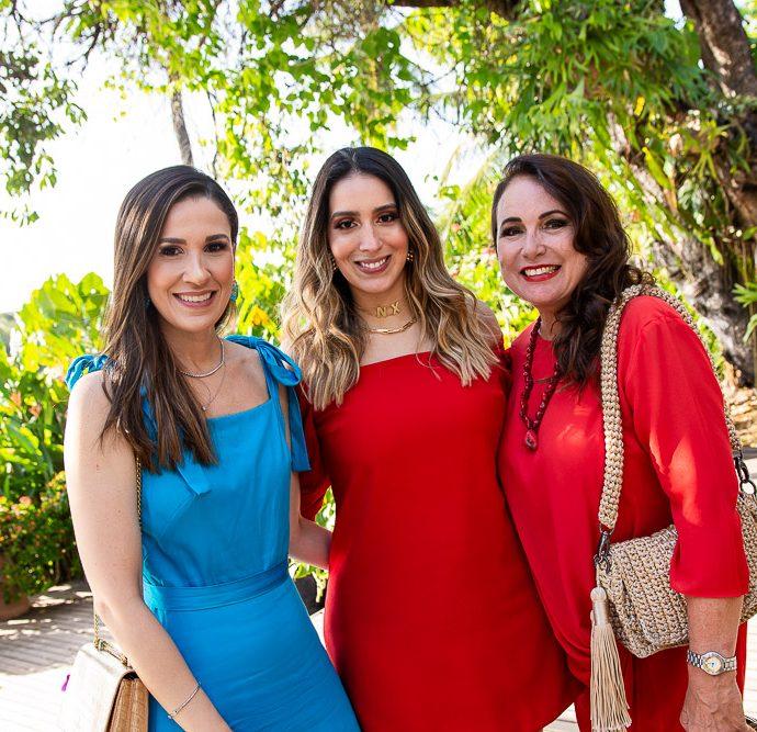 Giuliana Botelho, Nathalia Ximenes E Ana Luiza Costa Lima