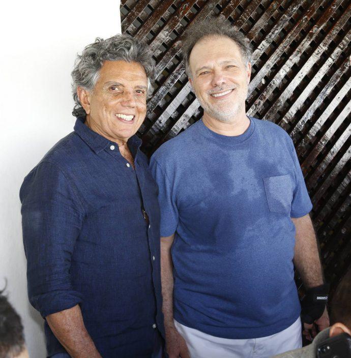 Givaldo Sisnando E Jose Carlos Pontes