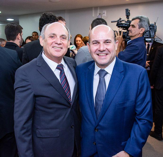 Gladyson Pontes E Roberto Claudio