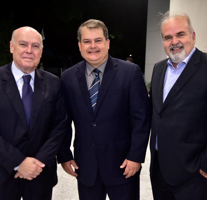 Glauco Mota, Waldyr Diogo Neto, Aroldo Diogo