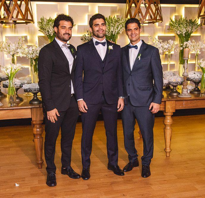 Guilherme, Eliseu E Bruno Becco