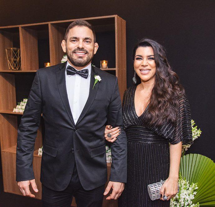 Guilherme Rocha E Valeria Reis