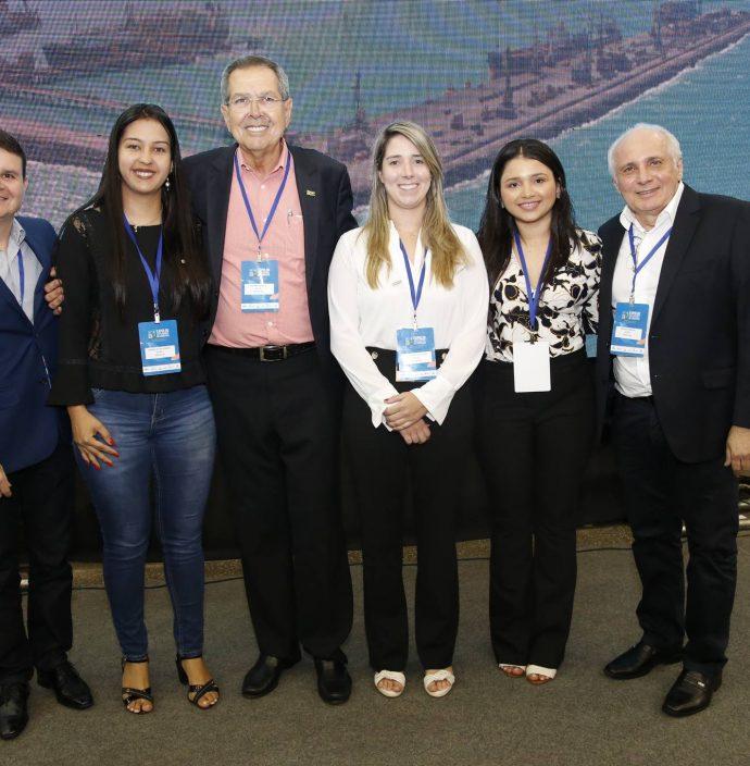 Gustav E Tamara Sousa, Ricardo Parente, Sandrini Montalverne, Jairla Lopes E Ricardo Sabadia