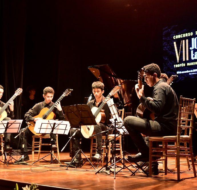 Gustavo Silveira, Caio Vitor, Joel Lisboa, Davi Gabriel, João Alexandre