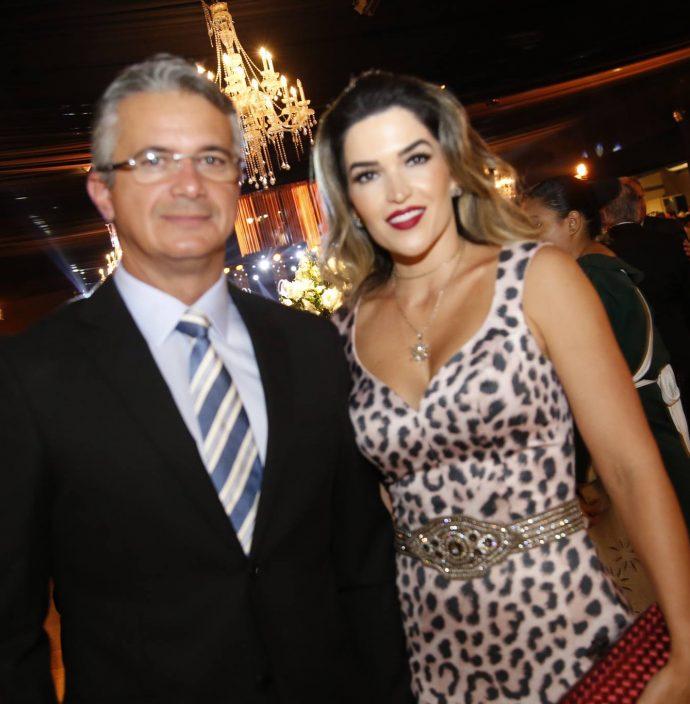 Heitor Barreto E Ludmila Carneiro