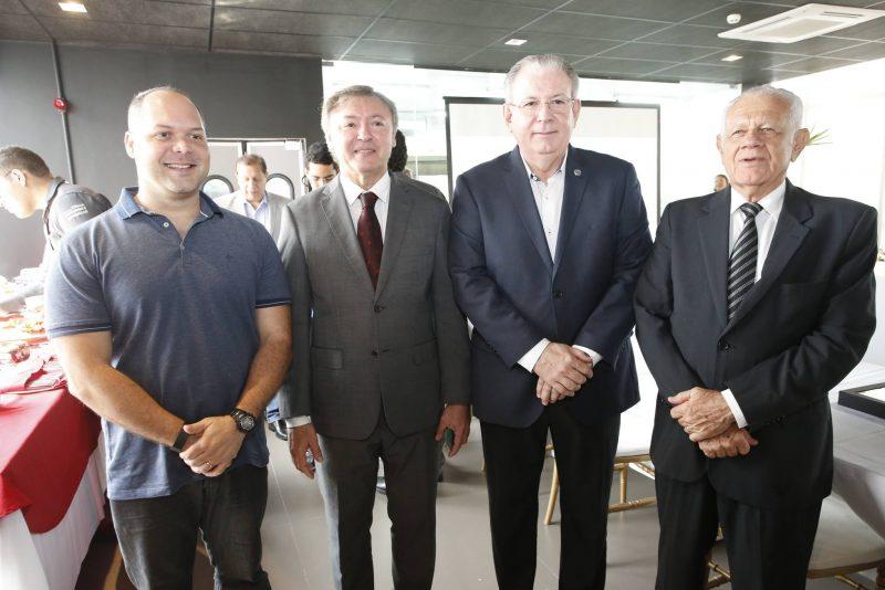 Atuação integrada - Maurício Filizola apresenta os resultados do Sistema S no Senac Reference