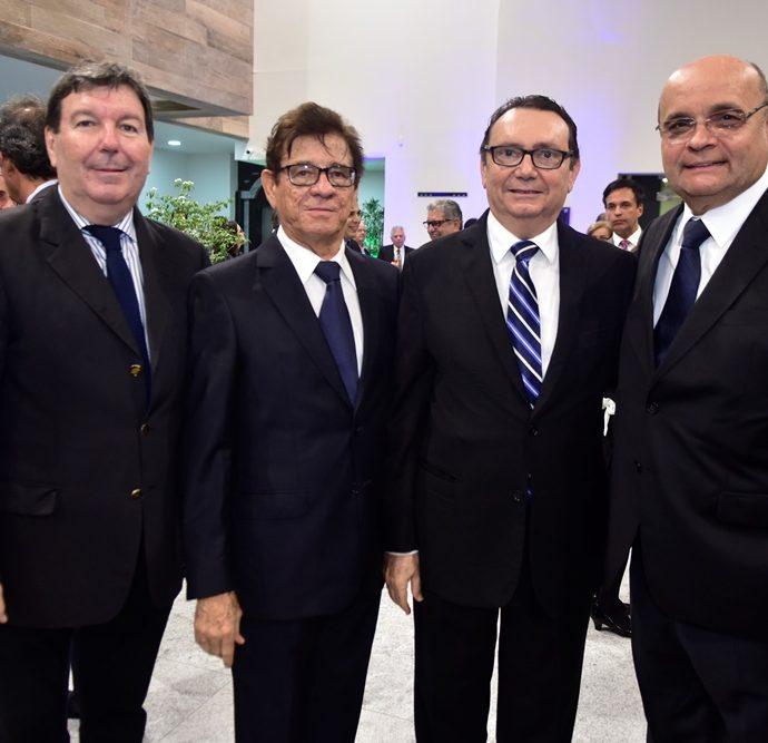 Heitor Studart, Elias Carmo, Carlos Rubens, Fernando Cirino