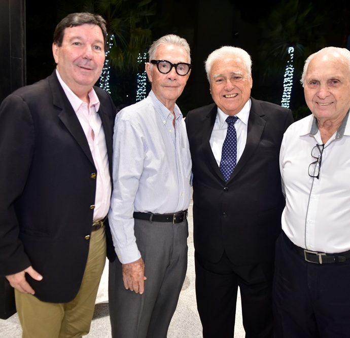 Heitor Studart, João Oswaldo Studart, Waldyr Diogo Filho, Ronaldo Studart