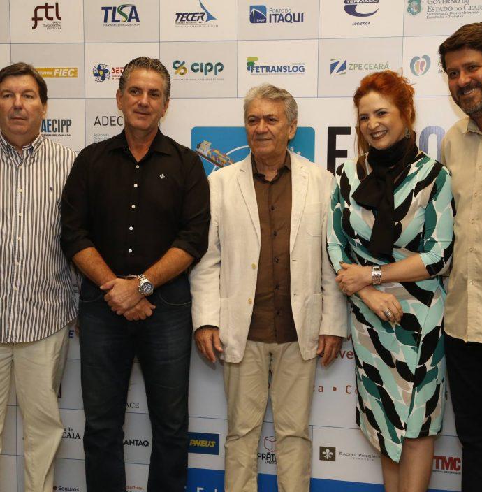 Heitor Studart, Ricardo Sales, Clovis Bezerra, Enid Camara E Rafael Rodrigues