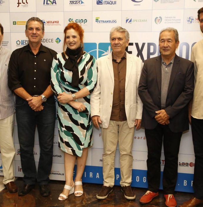 Heitor Studart, Ricardo Sales, Enid Camara, Clovis Bezerra, Coronel Romero E Rafael Rodrigues