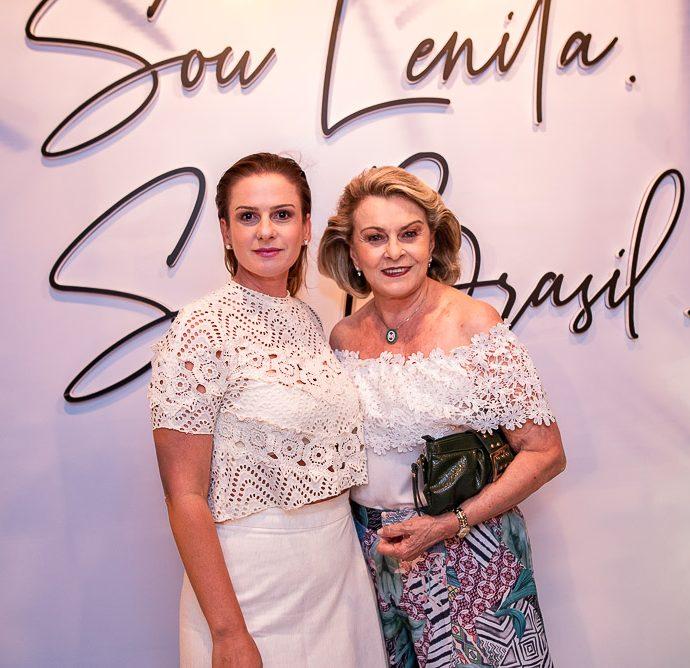 Ellen Araujo E Maria Luiza Guerra