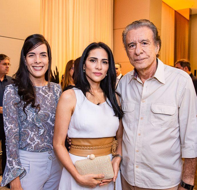 Heloisa, Tatiana E Everardo Teles