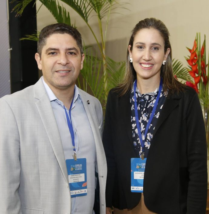Hermes Monteiro E Alessandra Grangeiro
