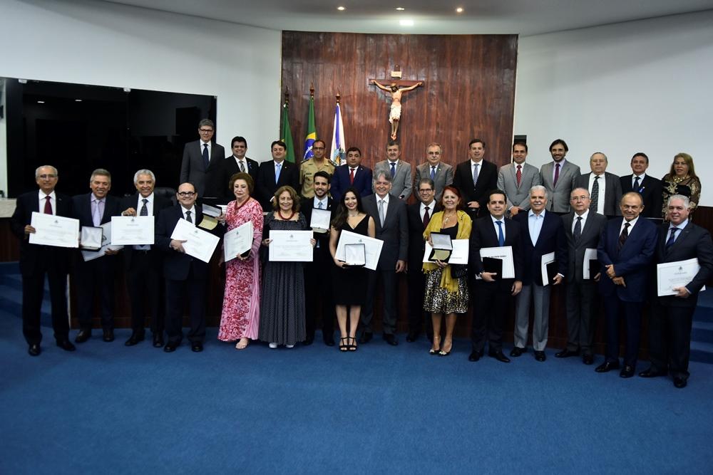 Homenagem - Sessão Solene na Câmara Municipal marca os 60 anos da CDL Fortaleza