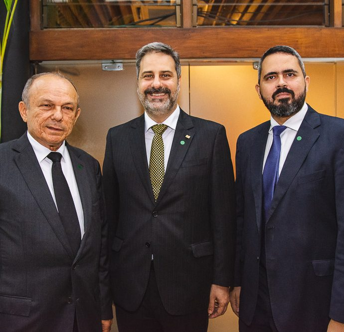 Honorio Pinheiro, Erinaldo Dantas E Amilton Sobreira