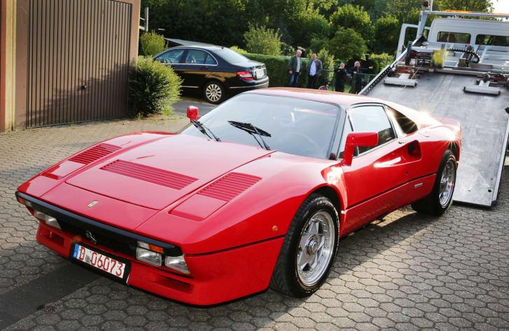 Ferrari rara roubada em test drive vale mais que dois milhões de euros!
