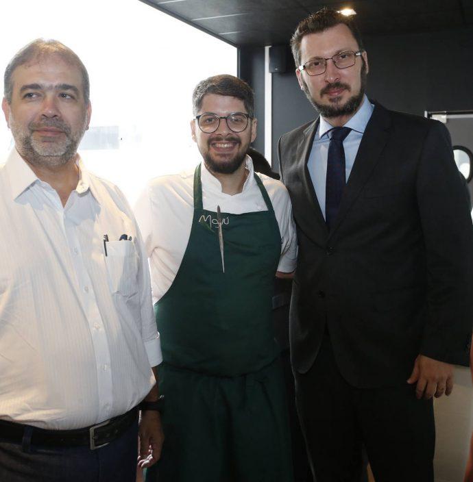 Hugo Leao, Ivana Prado E Rodrigo Leite