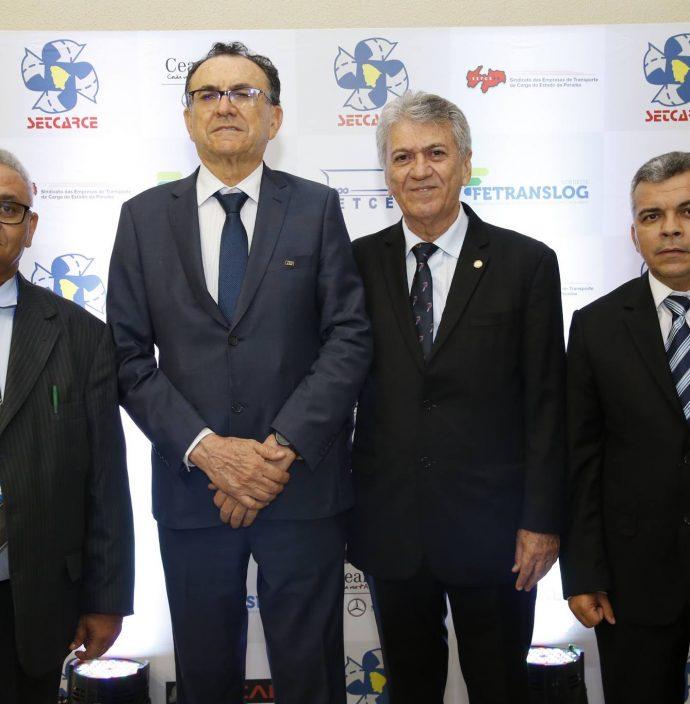 Humberto Lopes, Valter Luiz, Clovis Nogueira E Antonio Marcos