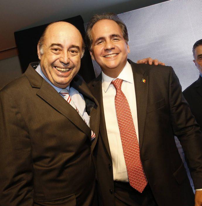 Humberto Machado E Ricardo Bacelar