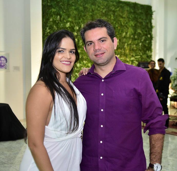 Iandra Vasconcelos E Fabio Mota