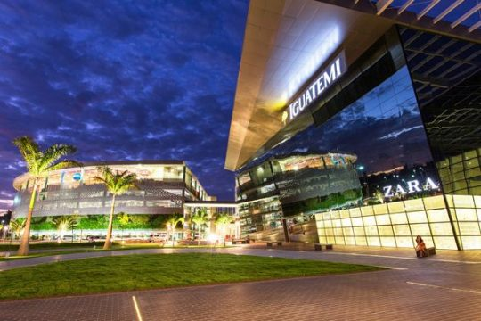Shopping Iguatemi Fortaleza tem horários especiais de funcionamento neste fim de ano