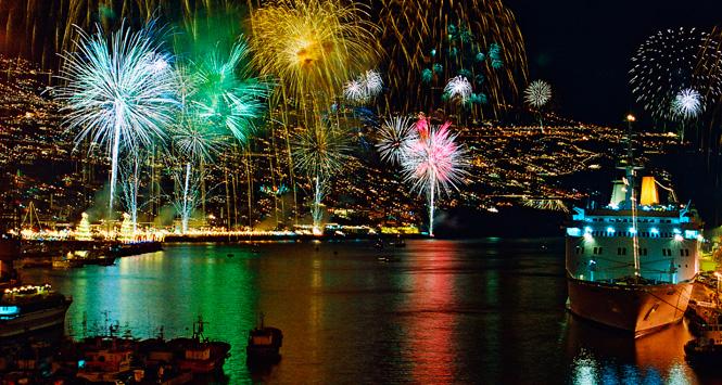 Réveillon na Ilha da Madeira reúne tradições e costumes religiosos