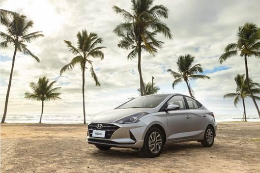 Hyundai antecipa início das vendas da versão sedã do HB20 Nova Geração