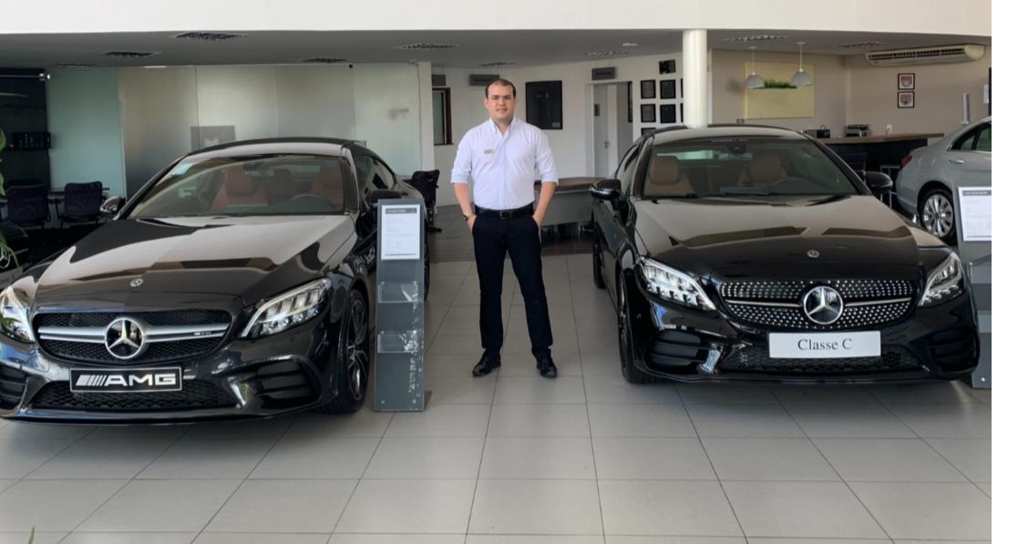 É amanhã! Newsedan espera vender Mercedes-Benz como nunca no Mercedes Sense