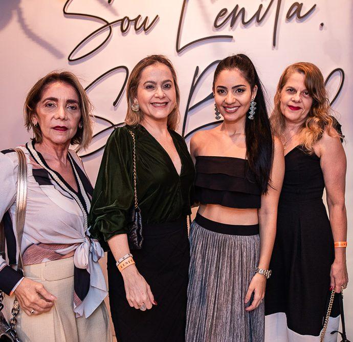 Ines Peixoto, Cristiane Ary, Carolina Ary E Liana Bezerra