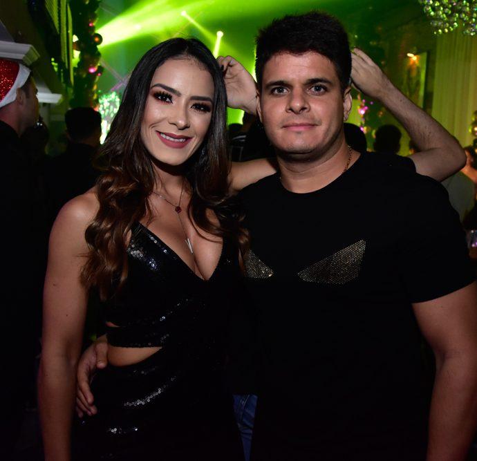 Ingrid Samara E Tiago Araujo
