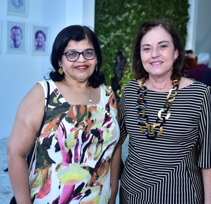 Iris Sampaio, Ana Maria Studart