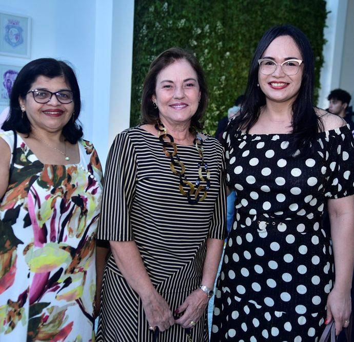 Iris Sampaio, Ana Maria Studart, Waltenusia Maia