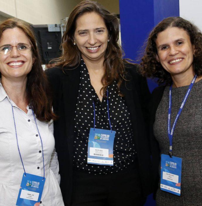 Isabel Utz, Maura Lima E Ana Paula Sidy