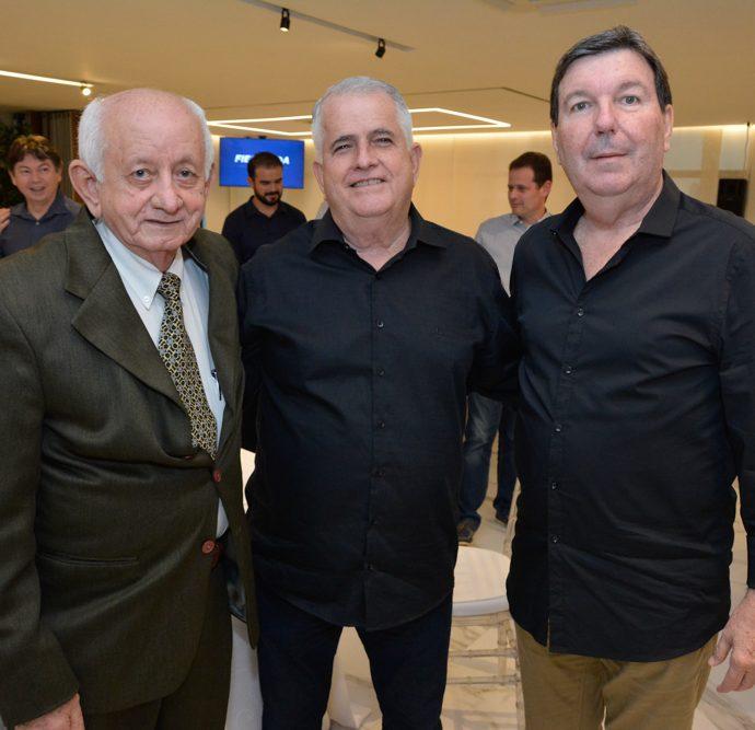 Itamar Pereira, Antunes Mota E Heitor Studart