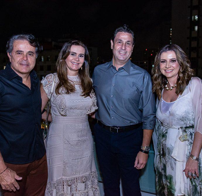 Ivan Bezerra, Ivana Bezerra, Alexandre Rangel E Emilia Buarque